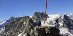 Grassen Sustenpass Klettern Südwand Alpinklettern Rockclimbing Climbing Clean Climbing Ridge