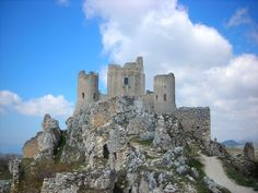 Castelli da vedere: la rocca di Calascio