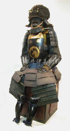 武士 Samurai Armour