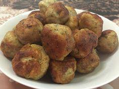 Liian hyvää: Pehmeät haukipullat Muffin, Potatoes, Vegetables, Breakfast, Morning Coffee, Potato, Muffins, Vegetable Recipes, Cupcakes