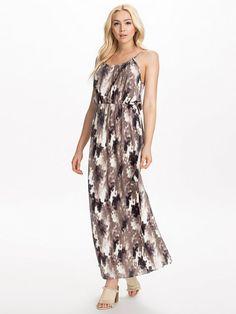nice Tie Dress, Dresser, Summer Dresses, Nice, Easy, Fashion, Moda, Powder Room, Summer Sundresses