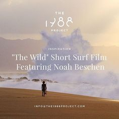 "Watch is amazing surf film directed and filmed by @lieberfilms ""THE WILD"" features young surf talent @noahbeschen  and has been choose as the Grand Prize winner among 11 other filmmakers in the running for the 2015 Redirect film festival. https://www.the1988project.com/inspiration/2017/1/8/the-wild-short-surf-film-featuring-noah-beschen #the1988project #inspiration #blog #surf #surfing #younfsurftalent #lifestyle #lifelover #talents #wild"