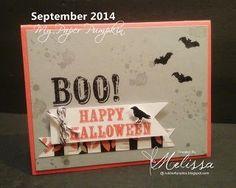 RubberFUNatics: September My Paper Pumpkin