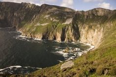Slieve League Cliffs - Donegal, Irlande