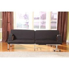 Convertible Folding Sofa Bed Sleeper With Arms Rests