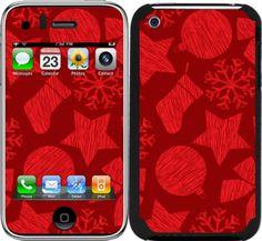 iPhone 3 / 3GS için Ozi Yeni Yıl Kapak
