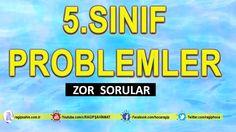 5.SINIF PROBLEMLER (zor sorular)