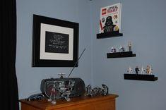 Creative Star Wars Bedroom