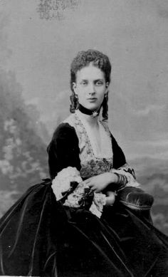 Princess Alexandra 1863?