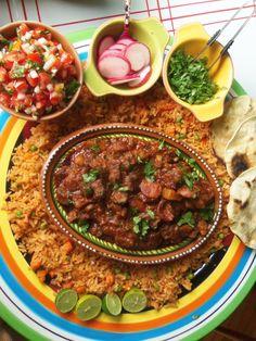 A Mexican Discada- A Stove Top Version - Hispanic Kitchen