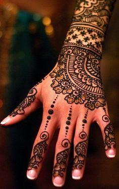 Tatto de Henna IlikeIt