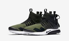 Air Mi-presto Utilitaire - Chaussures - High Tops Et Baskets Nike Rry4lI9y3s