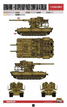 Ww2 Weapons, German Uniforms, Camo Colors, Tank Design, Military Equipment, Aircraft Carrier, Military Art, Armored Vehicles, War Machine
