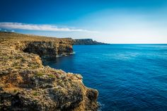 Anchor Bay - Malta | #stock #photography #gettyimages #print #travel |