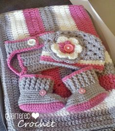 Quartered Heart Crochet: Selling Your Crochet Projects