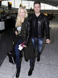 Michael Buble  Wife Luisana Lopilato Expecting A Boy