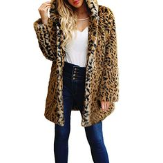 OTW Womens Turtleneck Fuzzy Full Zip Long Sleeve Stylish Faux Fur Jacket Coat Outerwear