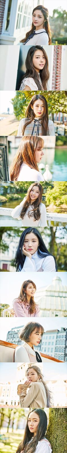 PRISTIN<---these girls are so talented.