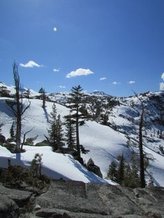 Eagle Lake Trail, 3.22.14