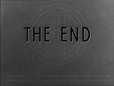 A collection of movie title stills from trailers of feature films. This page contains titles and typography of films from 1935 to 1939 Title Sequence, Movie Titles, Beautiful Friend, The End, Vintage Movies, Feature Film, Suddenly, Old Hollywood, Taurus