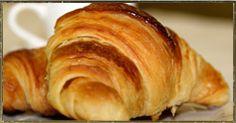 croissant by banneton