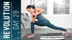Revolution - Day 28 - Heart Practice | Yoga with Adriene, 26 minutes
