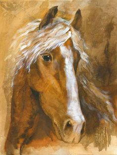 Lena Sotskova Horse 1