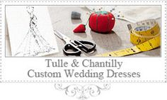Get Ready To Design Your Own Vintage Lace Wedding Dress Online!Bridesmaid Dresses Ideas & Wedding Color Trends | TulleandChantilly.com