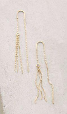 Paola Threaded Earrings