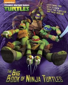 Features facts about the Ninja Turtles, their friends, their enemies, and their world.