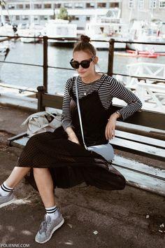 POLIENNE by Paulien Riemis | wearing a H&M dress in Copenhagen, Denmark
