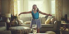 Una pequeña bailarina protagonista de los seguros de hogar