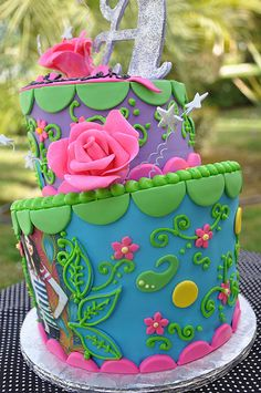 wizards of waverly place cake ideas