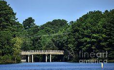 Dreher Island Bridge, SC, USA