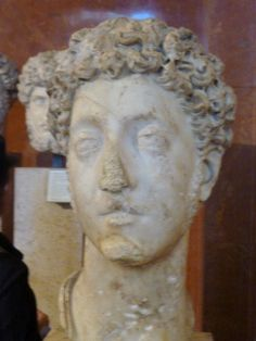 Emperor Commodus, Louvre Museum