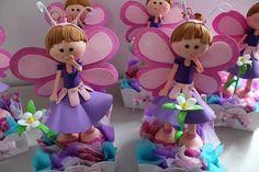 Arreglo de mesa para baby shower de mariposa - Imagui