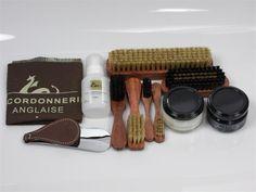 Nomade Shoe Care Kit