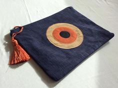 Evil Eye, Pouches, Eyes, How To Make