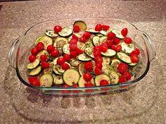 Viktoriabarschfilet mit mediterranem Gemüse, ein schönes Rezept aus der Kategorie Dünsten. Bewertungen: 1. Durchschnitt: Ø 3,3.