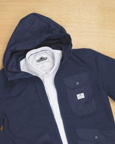 New Spring looks from Penfield: the Cornell Jacket (215 CAD) & Perry Shirt (115 CAD)
