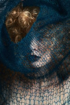 ☫ A Veiled Tale ☫ wedding, artistic and couture veil inspiration - Anna October