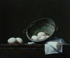 Roman Reisinger painting