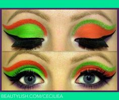 The Mad Hatter inspired! | Cecilie Alstad O.'s (Ceciliea) Photo | Beautylish