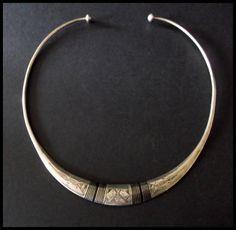 Ziemlich Tuareg / Touareg Stamm Halskette aus von Timbuktugallery