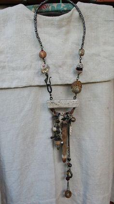 Jewelry From Found Objects | found object jewelry