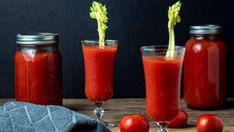 Canning Tomato Juice, Canning Whole Tomatoes, Tomato Soup, Vegetable Juicer, Corn Fritter Recipes, Summer Corn Salad, Brunch Drinks, Potato Mashers, Food Mills