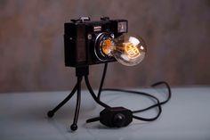 Camera lamp DIY