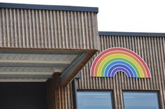 Tasked with delivering a brand-new design for this visionary primary school, the architects at Sprunt made Kebony an integral element of this inspiring project because of its long lifespan, FSC certification and its silver-grey patina over time. Cladding, Sustainability, Facade, Deck, Primary School, Architecture, Wood, Projects, Inspiration