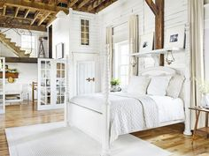 Add White With... Bedding