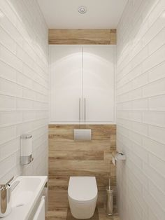 Toilet Room Decor, Small Toilet Room, Small Bathroom, Bathroom Design Luxury, Bathroom Layout, Modern Bathroom Design, Minimalist Toilets, Small Toilet Design, Ideas Baños